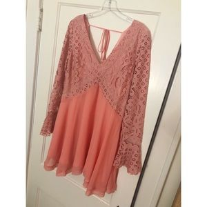 Tularosa Pink Dress